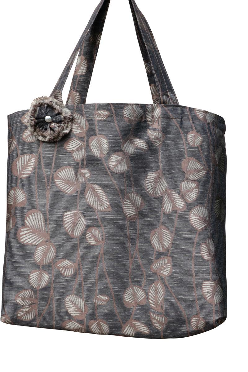 Bronze Leaf Tote Bag