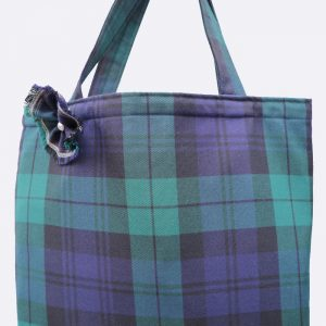 Blackwatch Tartan Tote Bag